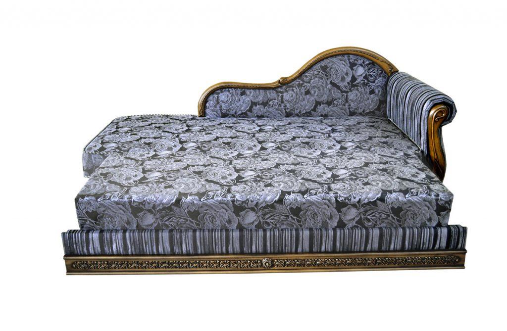 диван в раскрытом виде