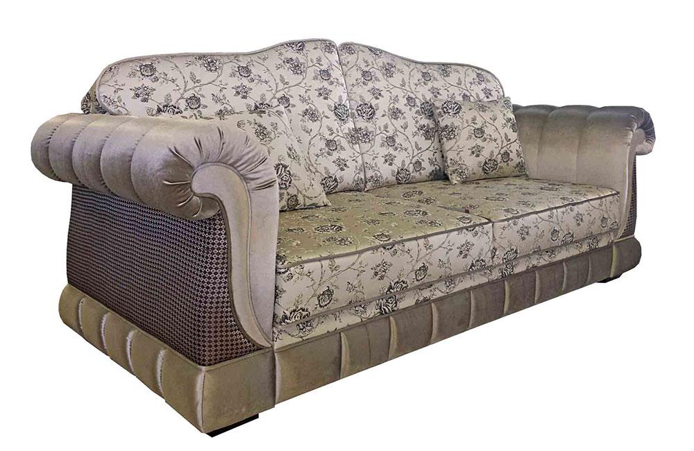 мягкий прямой диван
