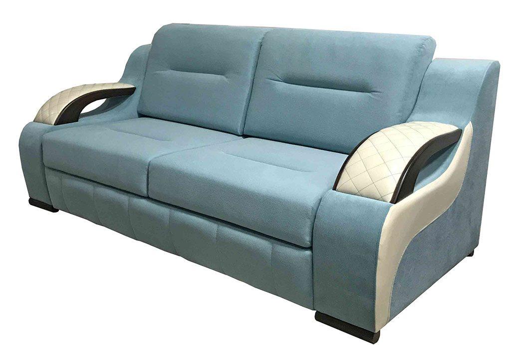 голубой диван наири