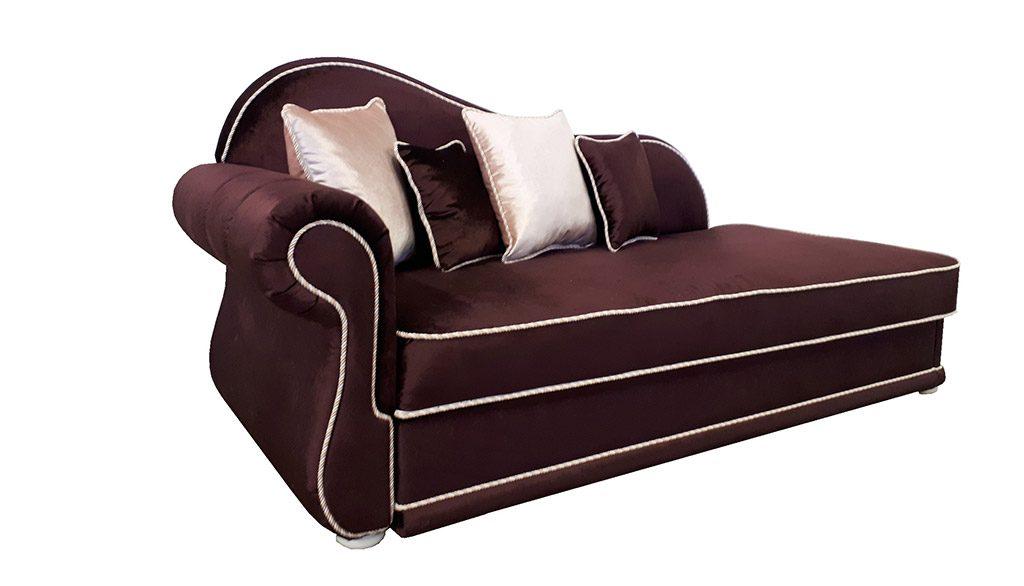 мягкий прямой диван фабрики наири