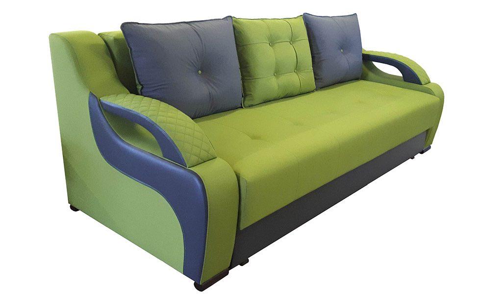 прямой красивый диван статус